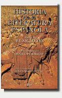 HISTORIA DE LA LITERATURA ESPAÑOLA, TOMO II