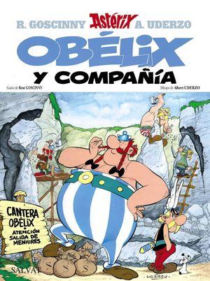 ASTERIX OBELIX Y COMPAÑIA (T)