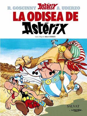 LA ODISEA DE ASTERIX (T)