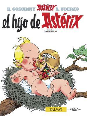 EL HIJO DE ASTERIX (T)