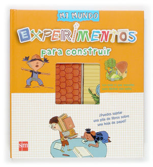 EXPERIMENTOS PARA CONSTRUIR (T)