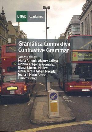 GRAMÁTICA CONTRASTIVA / CONTRASTIVE GRAMMAR