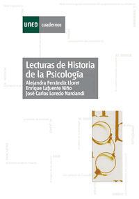 LECTURAS DE HISTORIA DE LA PSICOLOGIA