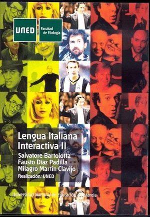 LENGUA ITALIANA INTERACTIVA II - DVD