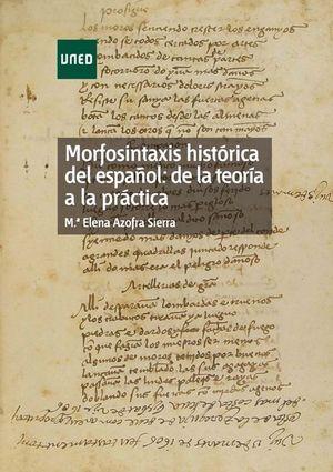 MORFOSINTAXIS HISTORICA DEL ESPAÑOL