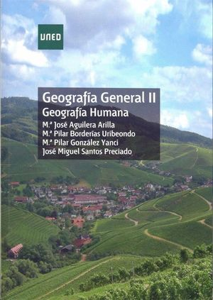 GEOGRAFIA GENERAL II GEOGRAFIA HUMANA