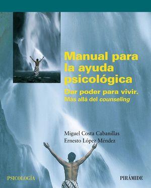 MANUAL PARA LA AYUDA PSICOLOGICA