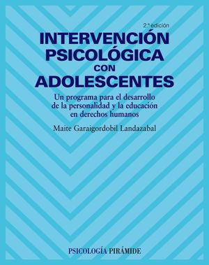 INTERVENCION PSICOLOGICA CON ADOLESCENTES