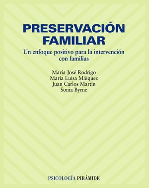 PRESERVACION FAMILIAR