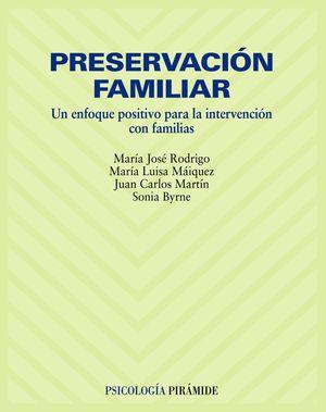 PRESERVACION FAMILIAR