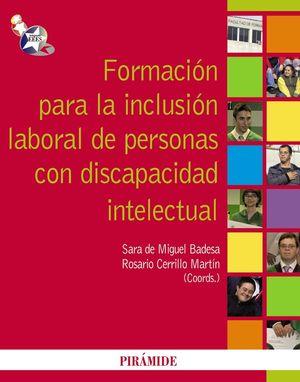 FORMACION PARA LA INCLUSION LABORAL DE PERSONAS CON DISCAPACIDAD