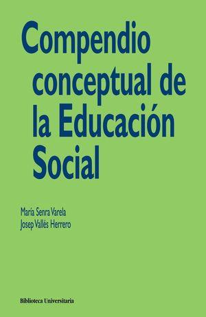 COMPENDIO CONCEPTUAL DE LA EDUCACION SOCIAL