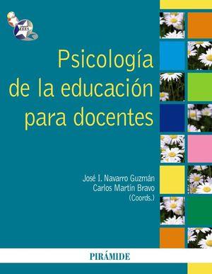 PSICOLOGIA DE LA EDUCACION PARA DOCENTES