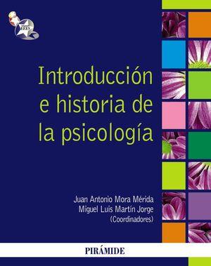 INTRODUCCION E HISTORIA DE LA PSICOLOGIA