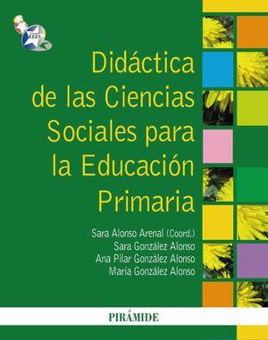 DIDACTICA DE LAS CIENCIAS SOCIALES PARA LA EDUCACION PRIMARIA