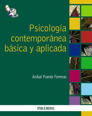 PSICOLOGÍA CONTEMPORÁNEA BÁSICA Y APLICADA
