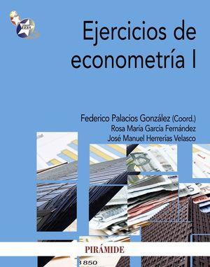 EJERCICIOS DE ECONOMETRÍA I