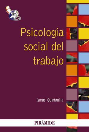 PSICOLOGÍA SOCIAL DEL TRABAJO