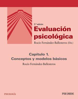 EVALUACIÓN PSICOLÓGICA (CAPÍTULO 1)