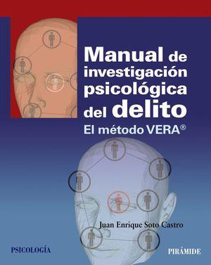 MANUAL DE INVESTIGACIÓN PSICOLÓGICA DEL DELITO