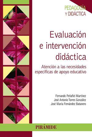 EVALUACION E INTERVENCION DIDACTICA