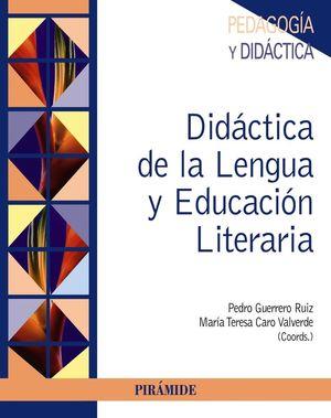 DIDACTICA DE LA LENGUA Y EDUCACION LITERARIA