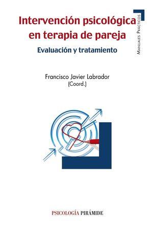 INTERVENCION PSICOLOGICA EN TERAPIA DE PAREJA