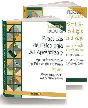 PRACTICAS DE PSICOLOGIA DEL APRENDIZAJE (PACK)