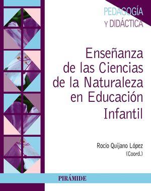 ENSEÑANZA DE LAS CIENCIAS DE LA NATURALEZA EN EDUCACION INFANTIL