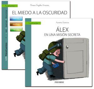 EL MIEDO A LA OSCURIDAD + CUENTO: ALEX EN UNA MISION SECRETA