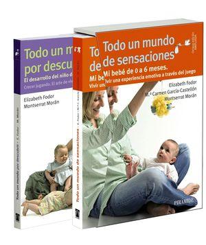TODO UN MUNDO DE SENSACIONES / POR DESCUBRIR (ESTUCHE)
