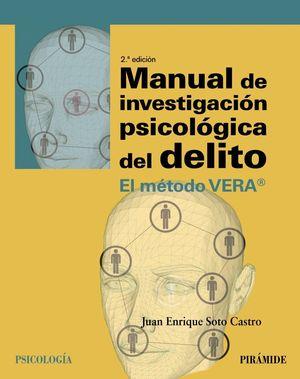 MANUAL DE INVESTIGACION PSICOLOGICA DEL DELITO 2ªED.