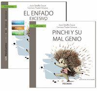 GUIA: EL ENFADO + CUENTO: PINCHI Y SU MAL GENIO