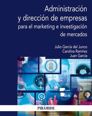 ADMINISTRACIÓN Y DIRECCIÓN DE EMPRESAS PARA EL MARKETING E INVEST