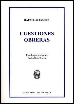 CUESTIONES OBRERAS