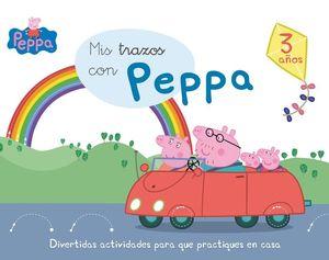 MIS TRAZOS CON PEPPA - 3 AÑOS (APRENDO CON PEPPA PIG)