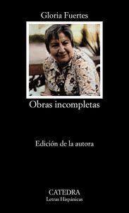 OBRAS INCOMPLETAS
