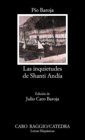 LAS INQUIETUDES DE SHANTI ANDIA