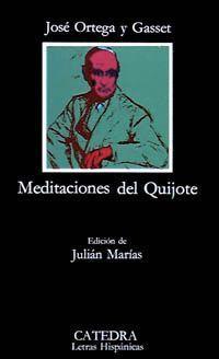 MEDITACIONES DEL QUIJOTE.ED MARI