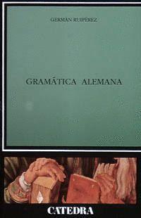 GRAMATICA ALEMANA