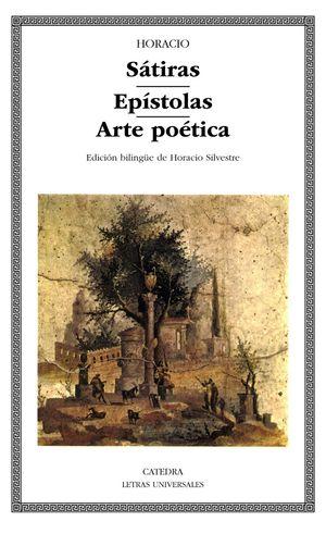 SATIRAS / EPISTOLAS / ARTE POETICA (BILINGUE)