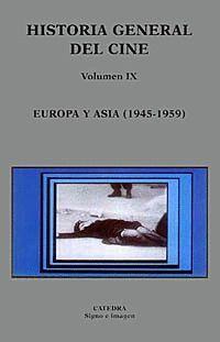 HISTORIA GENERAL DEL CINE, VOLUMEN IX