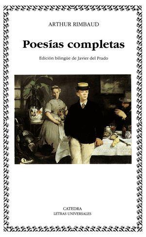 POESIAS COMPLETAS (BILINGUE)