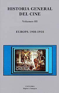HISTORIA GENERAL DEL CINE, VOLUMEN III