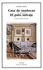 LA CASA DE MUÑECAS/PATO SALVAJE