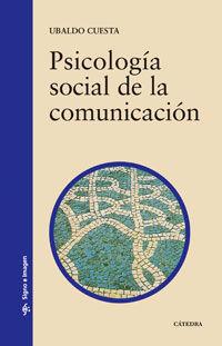 PSICOLOGIA SOCIAL DE LA COMUINICACION
