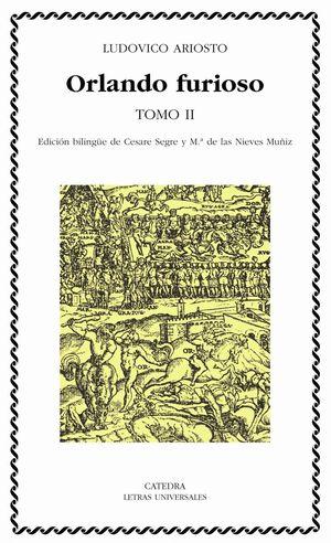 ORLANDO FURIOSO TOMO II