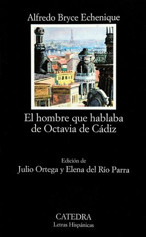 EL HOMBRE QUE HABLABA DE OCTAVIA DE CADIZ