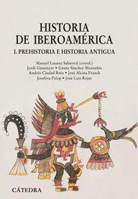 HISTORIA DE IBEROAMERICA VOL.I PREHISTORIA E HISTORIA ANTIGUA