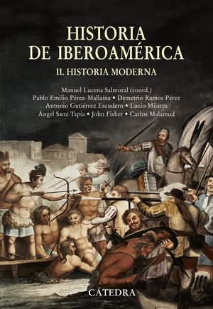HISTORIA DE IBEROAMERICA  VOL.II HISTORIA MODERNA